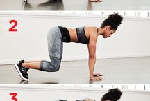 All fours Exercises