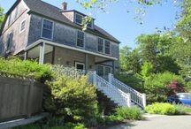 Bell Rock / six bedroom, four bath, in-town Northeast Harbor, Maine
