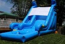Water Slides And Slips For Rent In Maryland