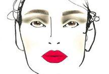 androgyne makeup and hair