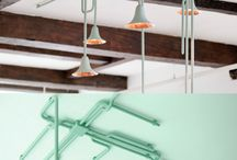 Let there be light / I LOVE lamps, and here are a collections of good looking gorgeous lamps. / by Ideas to Steal