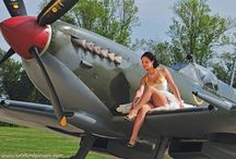 Aviation Pinups