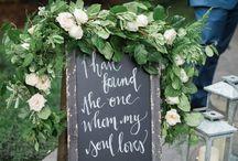 Blush Garden Wedding