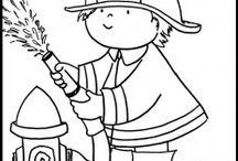 thema beroepen/brandweer