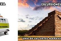 Excursiones Arqueológicas en Riviera Maya.Chichen