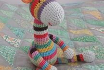 knitting - crochet toys