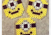 Hama Beads - Minions