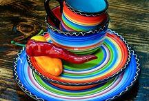 メキシコの焼き物 Mexican Pottery