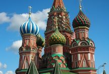 Russia / 2018 World Cup trip / by Heather Medlin