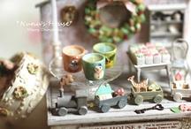 Miniature toys / Miniature toys