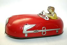 contemporary and vintage toys / by Kathleen De Simone