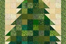 quilt christmas tree