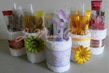 Mini confezioni da bagno