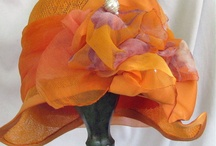 ORANGE: A Favorite Color / Lovely shades of orange! / by Michele (Shelly- Shell)