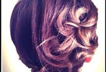 Wedding hairdo :)