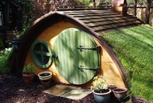 Clubhouse / Hobbit hole