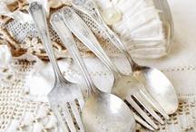 Vintage Silverware / by Ivy AndElephants