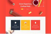 web design/ cg art