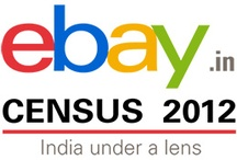 eBay Census / Want to decode eCommerce trends? Check out eBay.in Census 2012, India under a lens. - http://bit.ly/eBayINCensus2012 / by eBay India