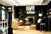 Inspirational Interiors / Decorating ideas for interior spaces.