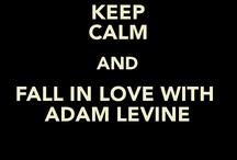 Adam Levine...Boyfriend...I think so!!! / by Alicia Hamlett