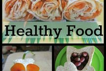 food thats good for you / by Ashley Sadler