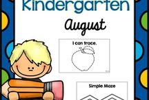 Kindergarten: Writing / by Amy Brooks