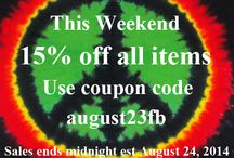 Tie Dyed Shop Coupons / Tie Dyed Shop coupons.
