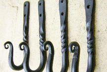 steel hooks