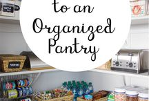 {home} Pantry ideas