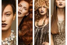Hairdressing award collections