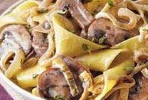 Les 10 plus belles parpadelles / La Délicieuse Découverte de la semaine est au restaurant Montego, il s'agit des parpadelles, mais voyez ce qui est proposé de par le monde!