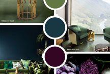 2018 Colors & Designs