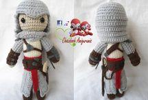Crochet videogames