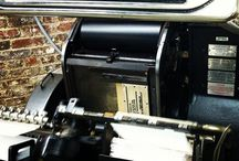 Our Machines / Our nifty machines that make the coolest printing collateral in town!