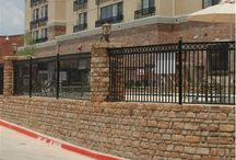 Pool Fences / Pool enclosure fences.  Installed by Titan Fence & Supply Company.