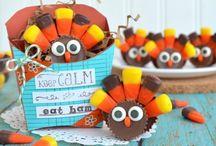 9 Turkey-riffic Thanksgiving treats  / by HLN