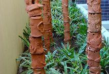 keramika totemy