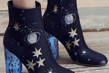 wearable art boots