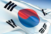 My beloved Republic of Korea...