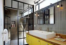 Salle de bain - aménagement/décoration