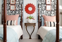 kids room ideas / by Heather Ford