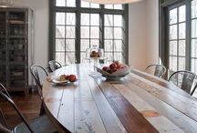 Kitchen and Dining: Where you stuff your boca / Kitchen and dining room style, design, layout, material, and details - with a modern, mid-century, Scandinavian, or minimal touch.