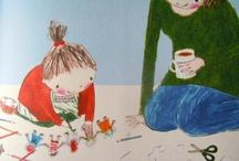 Rebecca Cobb / Illustration