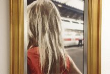 Uniques / Photos by Jan Oberg that are unique - e.g. printed on metal, hand colorated, placed in special frames - in short, of which there is only one.