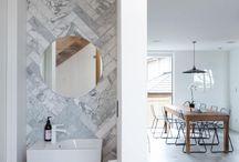 Minimalism / Glass in homes | Modern design |  Beautiful homes |