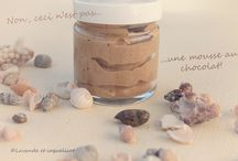 Cocooning made in home / Recette cocooning ou soin fait main/maison