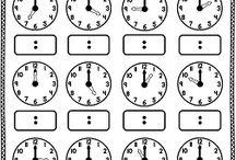 Matematikk - klokka