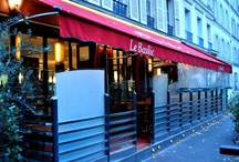 Family Favorites - Restaurants in Paris / by Whitney B :: FoodCanFixEverything.com