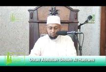 Kajian : Ustadz Abdullah Sholeh Al Hadhrami